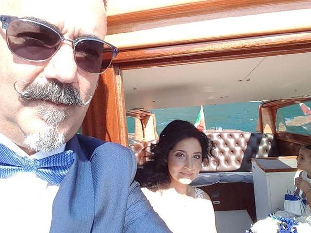Il matrimonio di Marco e Sara a Lierna, Lecco 1