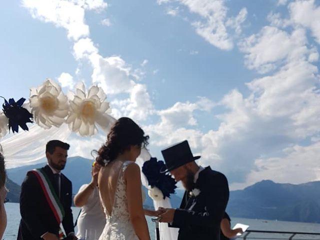 Il matrimonio di Marco e Sara a Lierna, Lecco 6