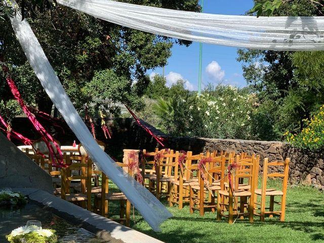 Il matrimonio di Massimiliano e Federica a Bonarcado, Oristano 1
