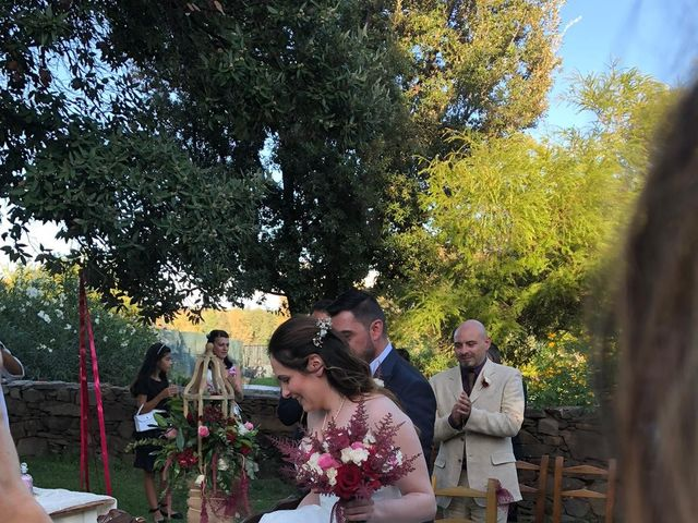 Il matrimonio di Massimiliano e Federica a Bonarcado, Oristano 2