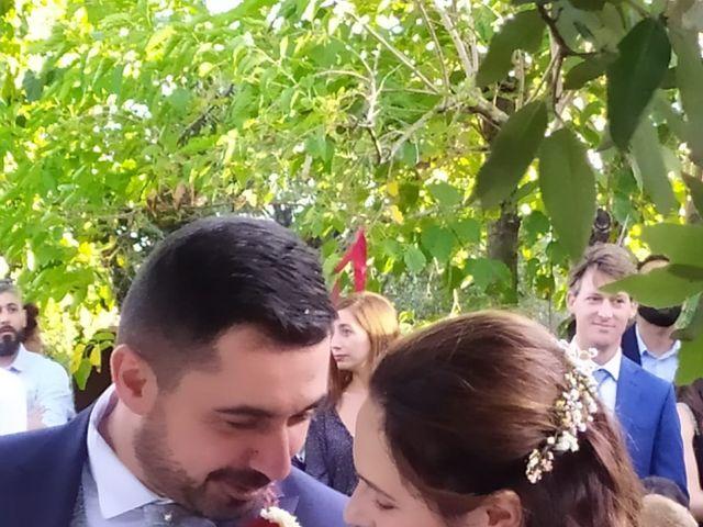 Il matrimonio di Massimiliano e Federica a Bonarcado, Oristano 4