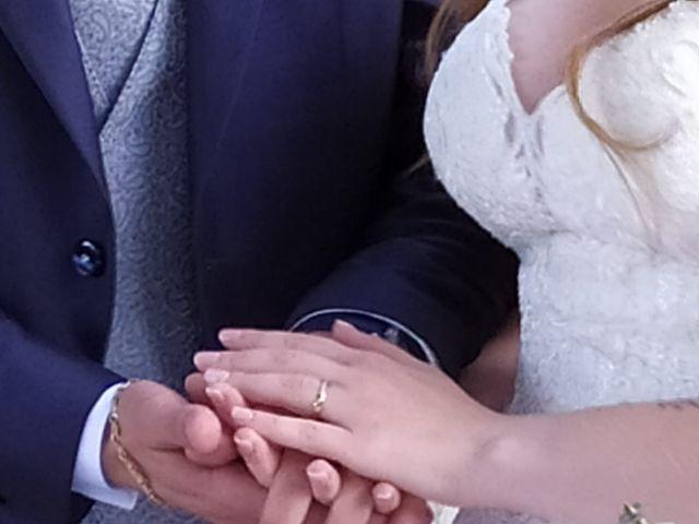 Il matrimonio di Massimiliano e Federica a Bonarcado, Oristano 5