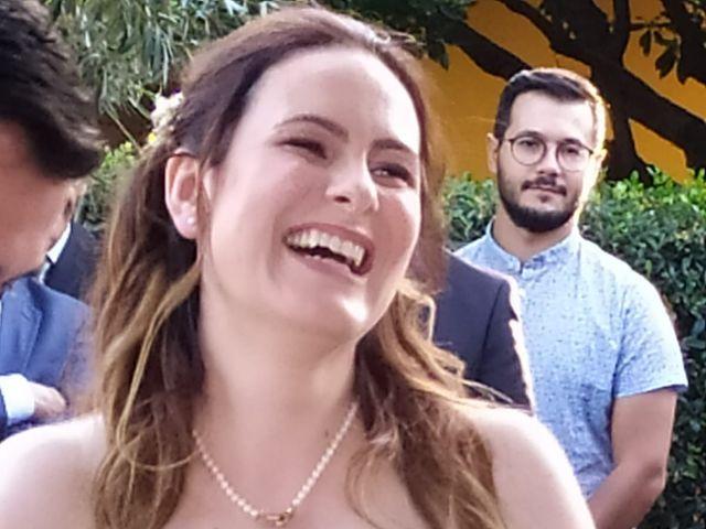 Il matrimonio di Massimiliano e Federica a Bonarcado, Oristano 6