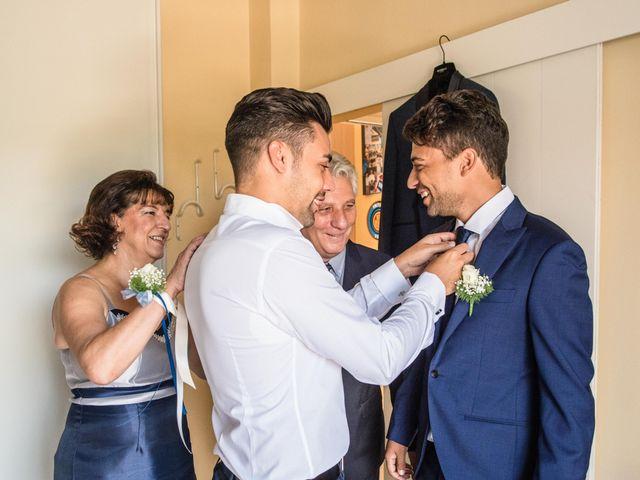 Il matrimonio di Fabio e Morena a Locate di Triulzi, Milano 9