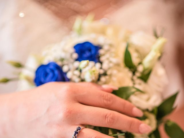 Il matrimonio di Fabio e Morena a Locate di Triulzi, Milano 15