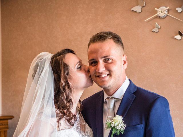 Il matrimonio di Fabio e Morena a Locate di Triulzi, Milano 16