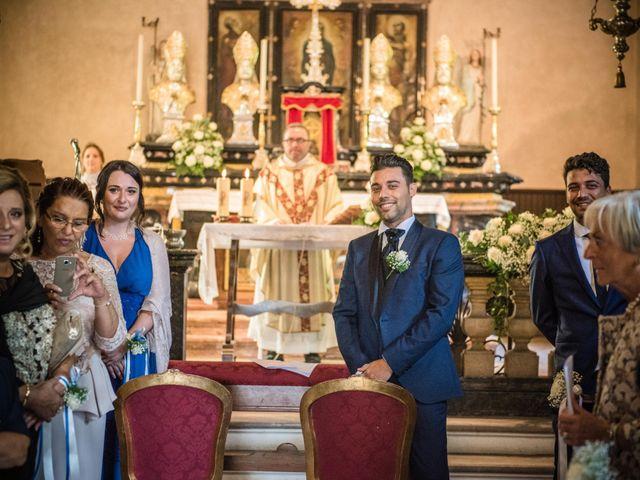 Il matrimonio di Fabio e Morena a Locate di Triulzi, Milano 19