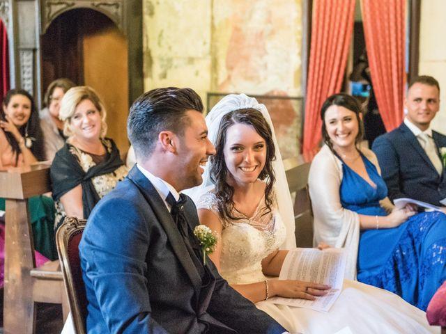Il matrimonio di Fabio e Morena a Locate di Triulzi, Milano 22