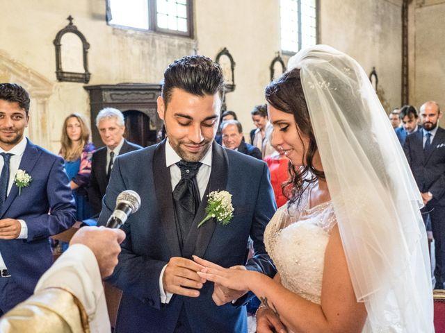 Il matrimonio di Fabio e Morena a Locate di Triulzi, Milano 24
