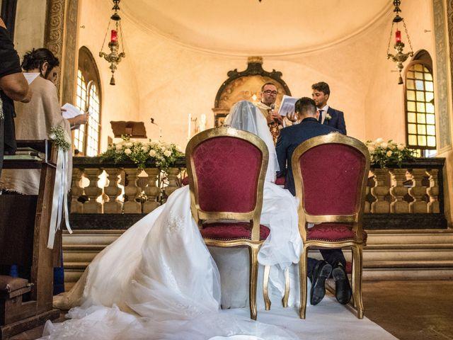 Il matrimonio di Fabio e Morena a Locate di Triulzi, Milano 25
