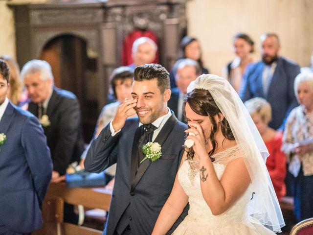 Il matrimonio di Fabio e Morena a Locate di Triulzi, Milano 26
