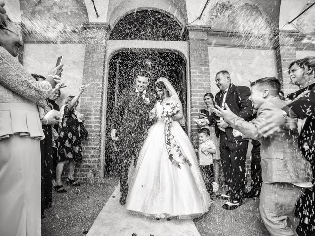 Il matrimonio di Fabio e Morena a Locate di Triulzi, Milano 28