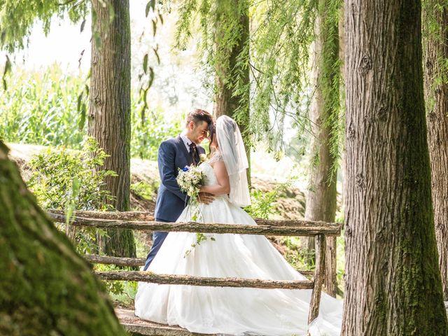 Il matrimonio di Fabio e Morena a Locate di Triulzi, Milano 30