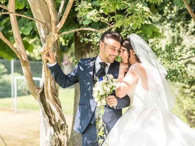 Il matrimonio di Fabio e Morena a Locate di Triulzi, Milano 31