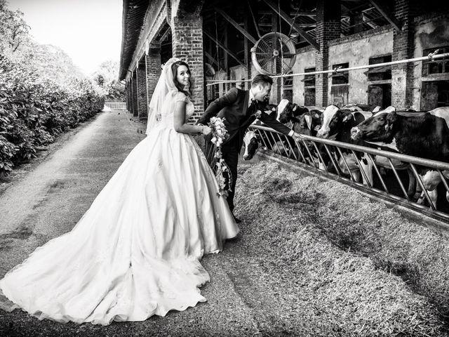 Il matrimonio di Fabio e Morena a Locate di Triulzi, Milano 32