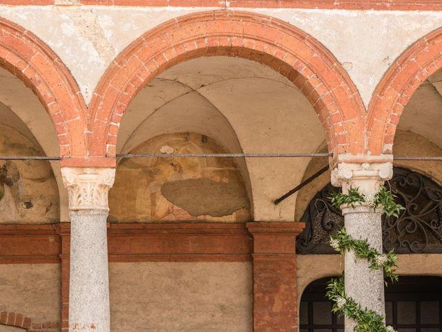 Il matrimonio di Fabio e Morena a Locate di Triulzi, Milano 33