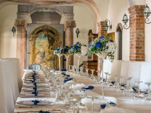 Il matrimonio di Fabio e Morena a Locate di Triulzi, Milano 34