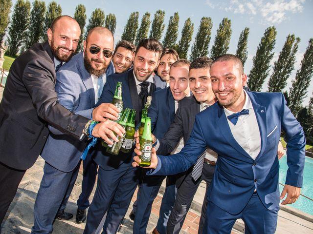 Il matrimonio di Fabio e Morena a Locate di Triulzi, Milano 37