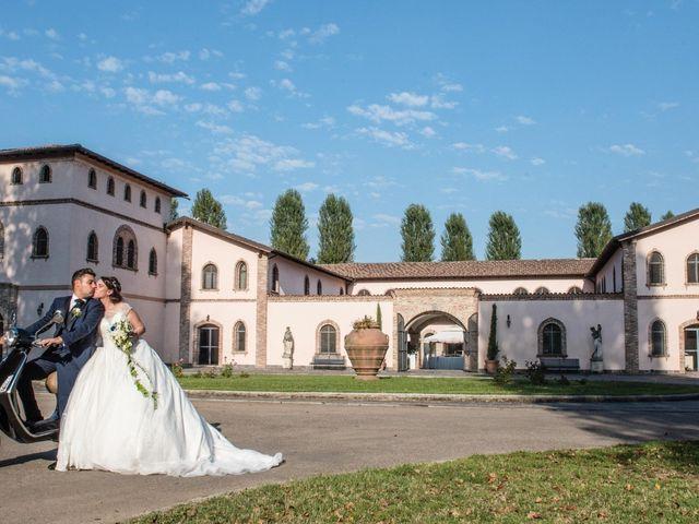 Il matrimonio di Fabio e Morena a Locate di Triulzi, Milano 38