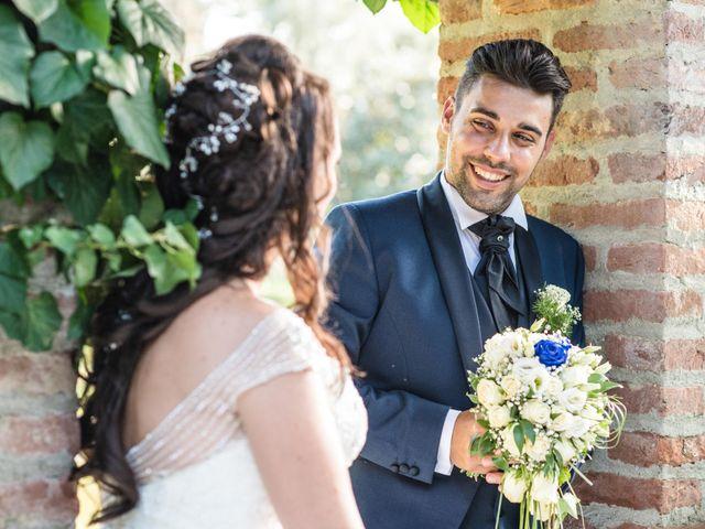 Il matrimonio di Fabio e Morena a Locate di Triulzi, Milano 39