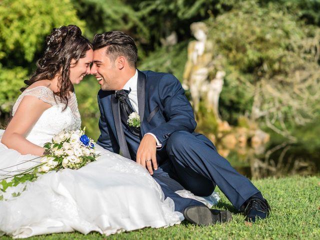 Il matrimonio di Fabio e Morena a Locate di Triulzi, Milano 40