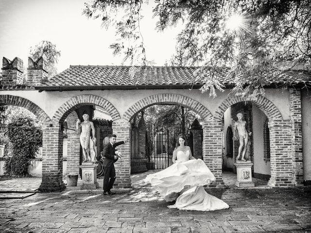 Il matrimonio di Fabio e Morena a Locate di Triulzi, Milano 41