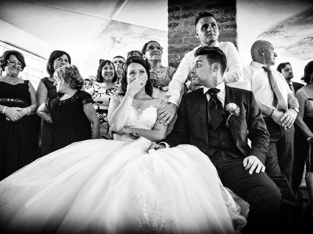 Il matrimonio di Fabio e Morena a Locate di Triulzi, Milano 2
