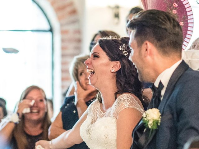 Il matrimonio di Fabio e Morena a Locate di Triulzi, Milano 44