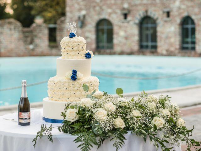 Il matrimonio di Fabio e Morena a Locate di Triulzi, Milano 45