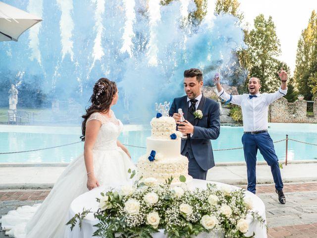 Il matrimonio di Fabio e Morena a Locate di Triulzi, Milano 46