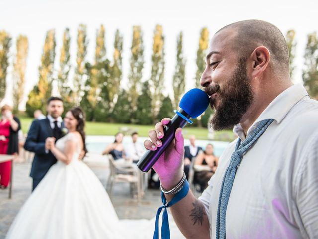 Il matrimonio di Fabio e Morena a Locate di Triulzi, Milano 47