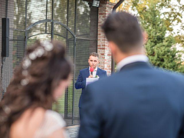 Il matrimonio di Fabio e Morena a Locate di Triulzi, Milano 48