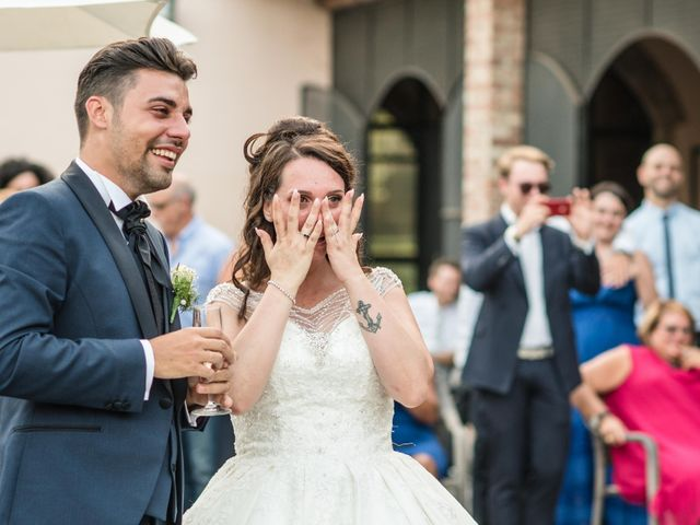 Il matrimonio di Fabio e Morena a Locate di Triulzi, Milano 49