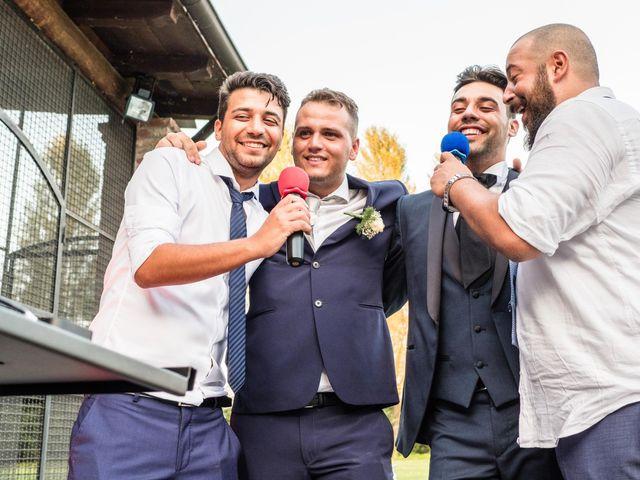 Il matrimonio di Fabio e Morena a Locate di Triulzi, Milano 50