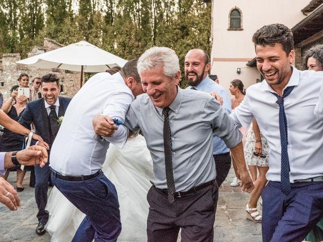 Il matrimonio di Fabio e Morena a Locate di Triulzi, Milano 53