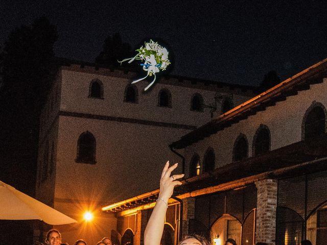 Il matrimonio di Fabio e Morena a Locate di Triulzi, Milano 55