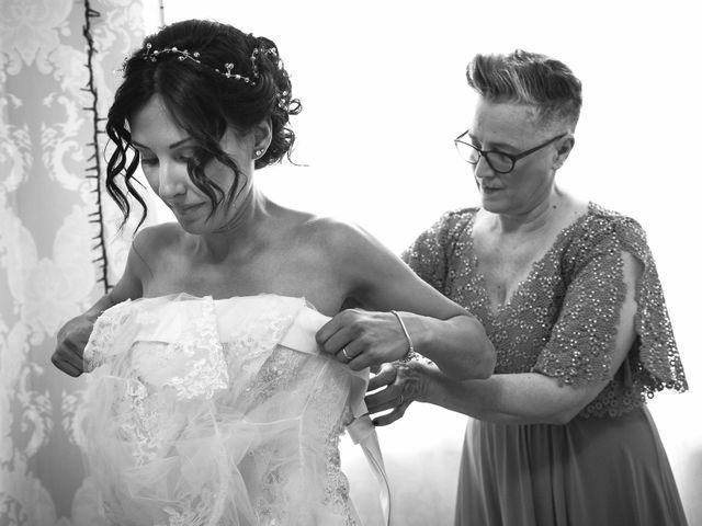 Il matrimonio di Claudio e Loreto a Barzago, Lecco 8