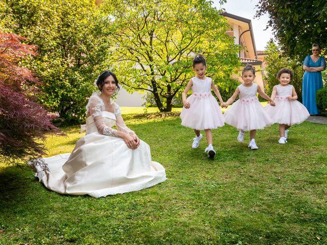 Il matrimonio di Claudio e Loreto a Barzago, Lecco 18