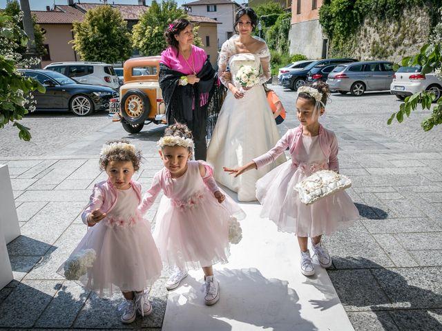 Il matrimonio di Claudio e Loreto a Barzago, Lecco 24