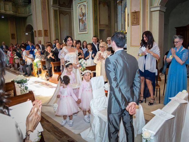Il matrimonio di Claudio e Loreto a Barzago, Lecco 27