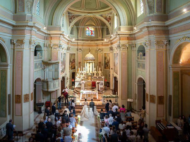 Il matrimonio di Claudio e Loreto a Barzago, Lecco 30