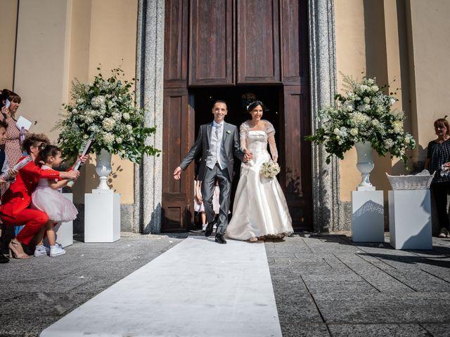 Il matrimonio di Claudio e Loreto a Barzago, Lecco 37