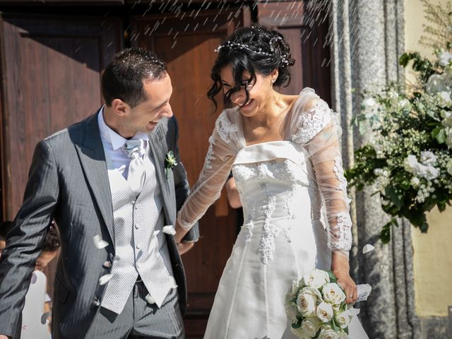Il matrimonio di Claudio e Loreto a Barzago, Lecco 38