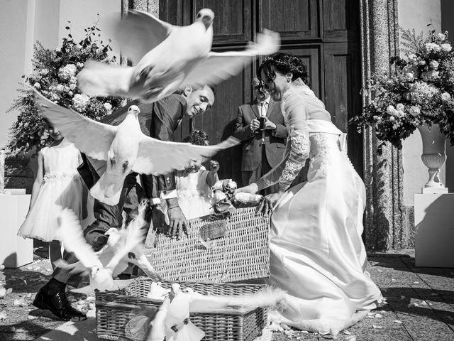 Il matrimonio di Claudio e Loreto a Barzago, Lecco 1
