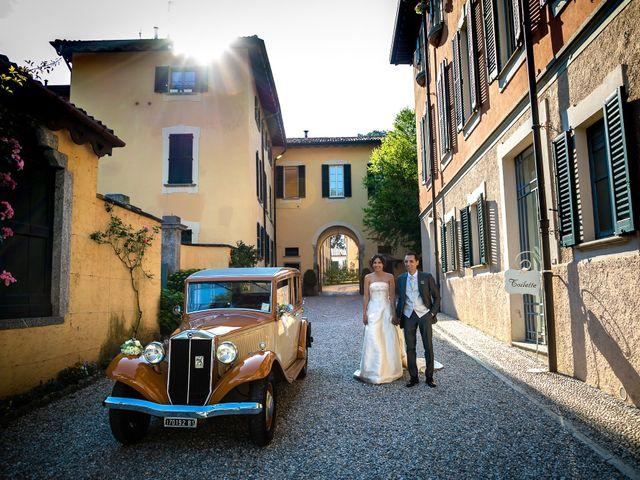 Il matrimonio di Claudio e Loreto a Barzago, Lecco 47
