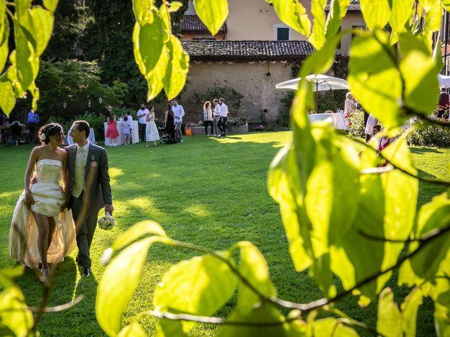 Il matrimonio di Claudio e Loreto a Barzago, Lecco 52