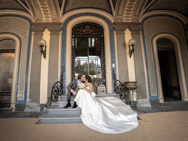Il matrimonio di Claudio e Loreto a Barzago, Lecco 54