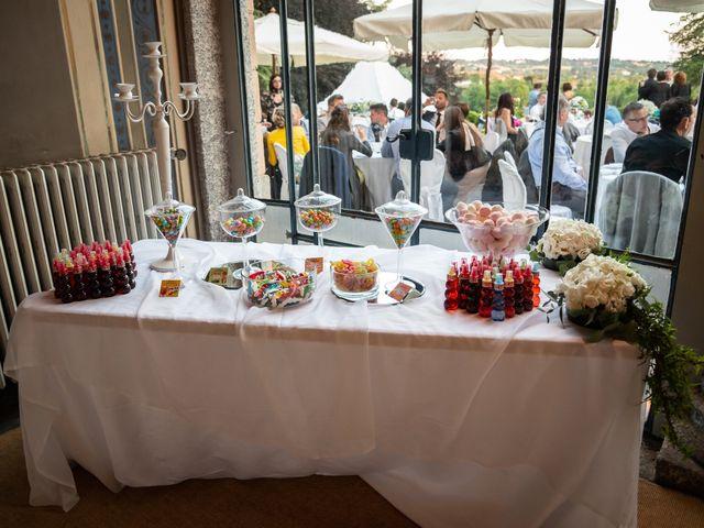 Il matrimonio di Claudio e Loreto a Barzago, Lecco 56
