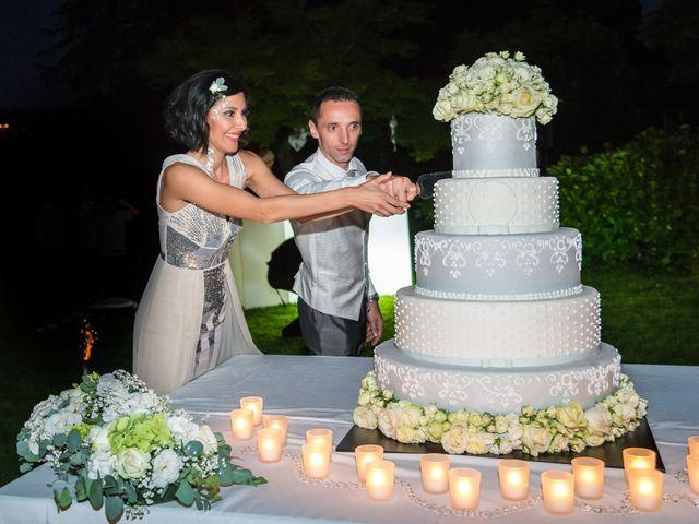Il matrimonio di Claudio e Loreto a Barzago, Lecco 61