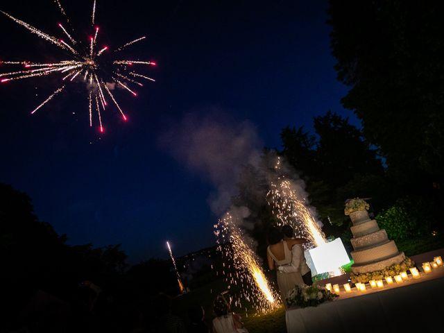 Il matrimonio di Claudio e Loreto a Barzago, Lecco 62
